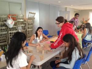 Bridge Building STEM Project
