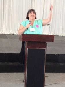 Joanne Treistman Talking About Engineering