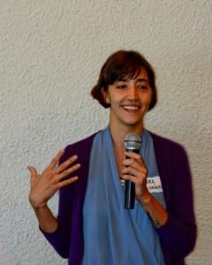 Honoree Tara Rodríguez Besosa, entrepreneur